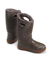 Ladies' Bogs® Shearling-Lined Waterproof Prairie Boots
