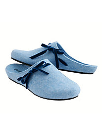 Wool & Velvet Slipper