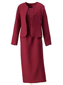 Elegant Three-Piece Suit
