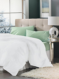 233 Thread Count White Down Comforter Collection