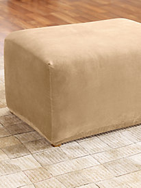 Stretch Suede Slipcover Accessories