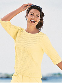 Plus-Size Sweater