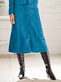 Suedecloth Skirt