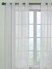 Curtain Fresh Odor Neutralizing Sheer Panel Collection