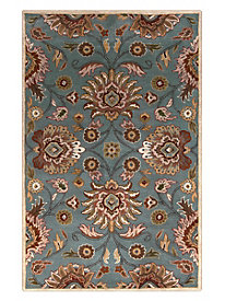Jacobean Tufted Rug Collection