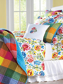 Casa Bonita Comforter, Duvet Cover, Shams, Pillows & Sheets