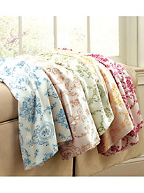 Cameo Rose Sheet Collection