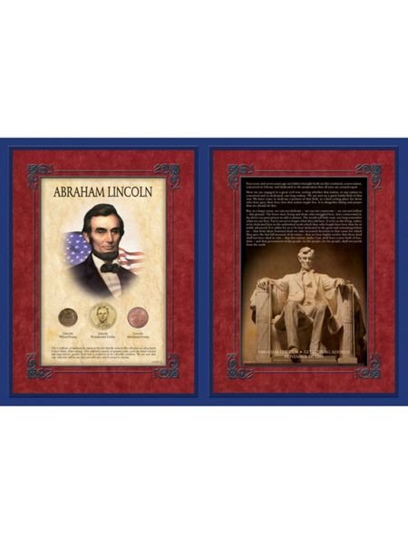 how does abraham lincoln use ethos in the gettysburg address
