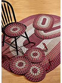 Alpine 7pc Braided Rug Set