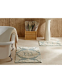 Medallion Bath Rug
