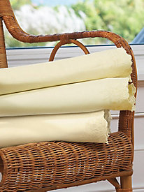Superfit Supima� 500 Thread Count Cotton Embroidered Pillowcases (Set of 2)