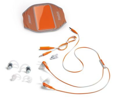 Men's Orange Bose? SIE2i sport headphones