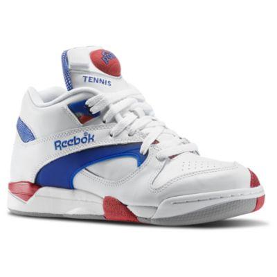 e510a8157e1e Royal UPC 884561101556 product image for Men s White Court Victory Pump  Sneaker  Reebok ...