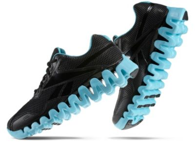 Shoes Online Sale Reebok Men's Black ZigEnergy Running Shoe
