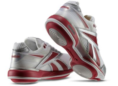 Reebok Women's White EasyTone ReeCommit - BALANCE BALL Shoe Walking Shoe