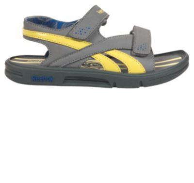 Reebok Boys Grey Beach Haven II - Youth Walking Shoe