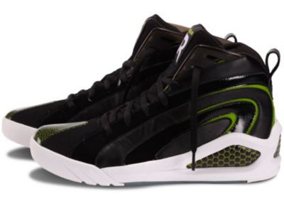 Reebok Men's Black Shaqnosis Shoes