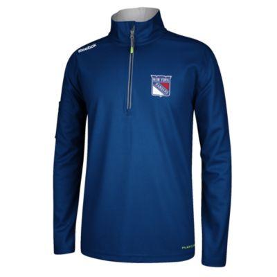 Reebok Men's Blue New York Rangers NHL Long Sleeve - $70.00 #affiliate