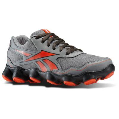 Reebok Boys Grey ATV19 Zoom Running Shoes
