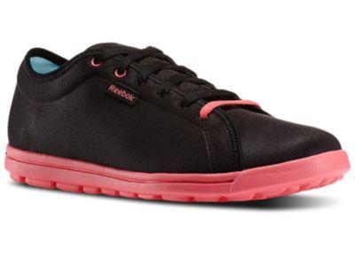 Reebok Women's Black Skyscape Runaround Walking Shoe
