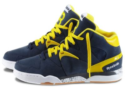 Reebok Men's Athletic Navy Classic Jam