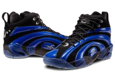 Reebok Boys Black Shaqnosis OG - Youth Shoes