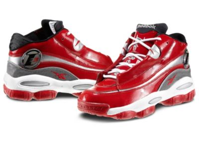 Reebok Men's Red The Answer I DMX 10