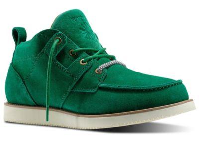 Reebok Men's Green Workout Plus RW Boot Low Shoe