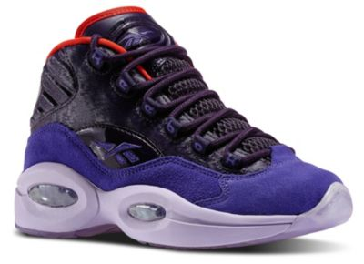 Reebok Boys Ink Question Mid - Ghost of Christmas Future