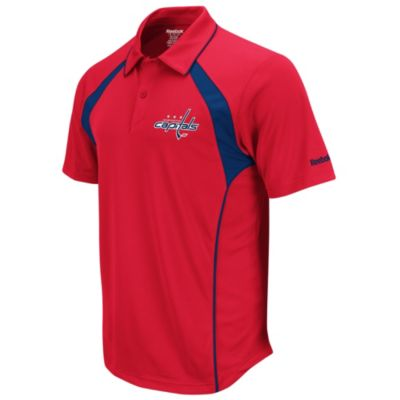 Reebok Men's Blue Washington Capitals NHL Polo - $40.00 #affiliate