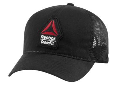 Reebok CrossFit Logo Trucker Cap