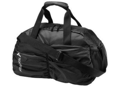 Women's Black Reebok ONE Duffle