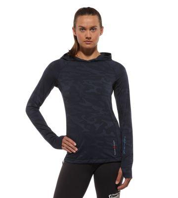Reebok CrossFit Endurance Training Jaquard Hoodie
