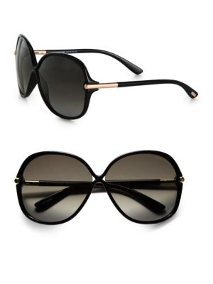 Sale alerts for Tom Ford Eyewear Islay Round Sunglasses - Covvet