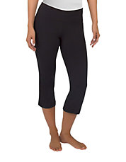 Flare Capri Leggings