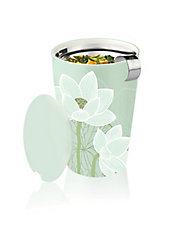 Two-Piece Lotus Kati Steeping Cup and Infuser Set-12 oz.