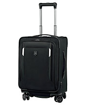 WT 20-Inch Dual-Caster Expandable Carry-On