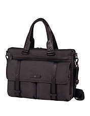 Brunswick Laptop Briefcase with Tablet Pocket