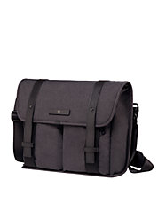 Lombard Mini Laptop Messenger with Tablet Pocket