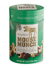 Harry & David Moose Munch Gourmet Popcorn Drum (24 oz.)