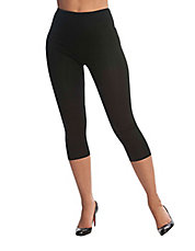 Capri Stretch Cotton Shaping Leggings