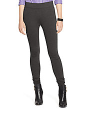 Wide Waistband Stretch Leggings