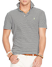 Striped Pima Soft-Touch Shirt