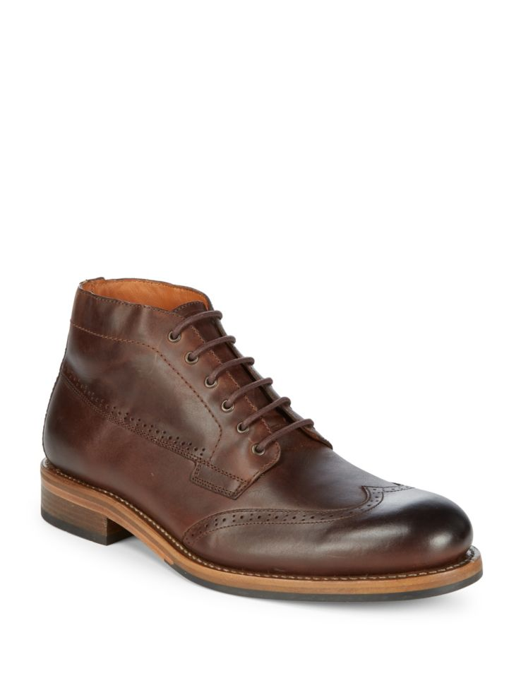 364193f522e Wolverine - Harwell Leather Chukka Boots - lordandtaylor.com