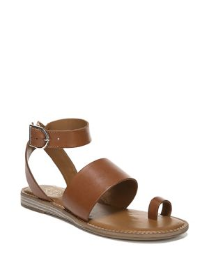 Gracious Leather Toe Ring Sandals by Franco Sarto