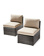 Paraiso Two Piece Middle Chair Part 38