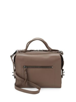 Leather Mini Crossbody Bag by Kooba