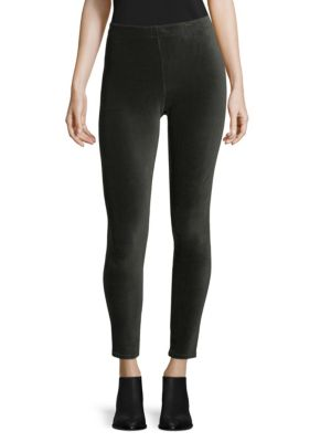 Stretch Corduroy Leggings by Vince