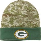 Men's New Era Camo NFL® Knit Hat at Legendary Whitetails