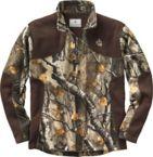 Men's Big Game Camo Apex II ¼  Zip Sweater Fleece at Legendary Whitetails